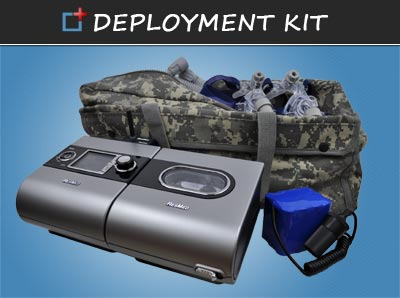 CPAP Medicals deployment kit
